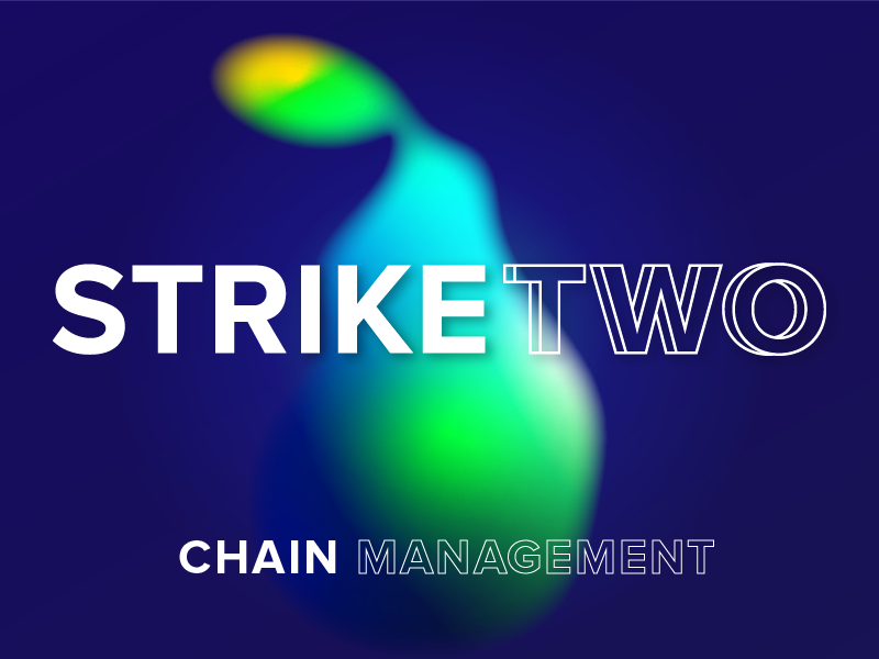 StrikeTwo: Winning Consumer Trust and Increasing Farmer Income with Blockchain-based traceability technologies